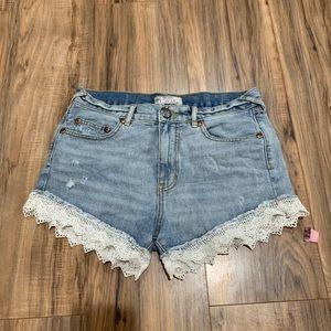 Shorts free people